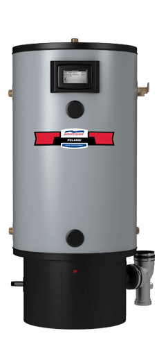 Polaris Water Heater for Radiant Heat and Hot Water