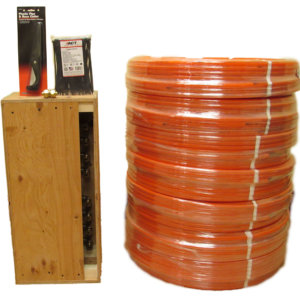 "Radiant Heat for Concrete Slab ""Quick Kits"""