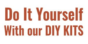 We sell and support DIY Kits